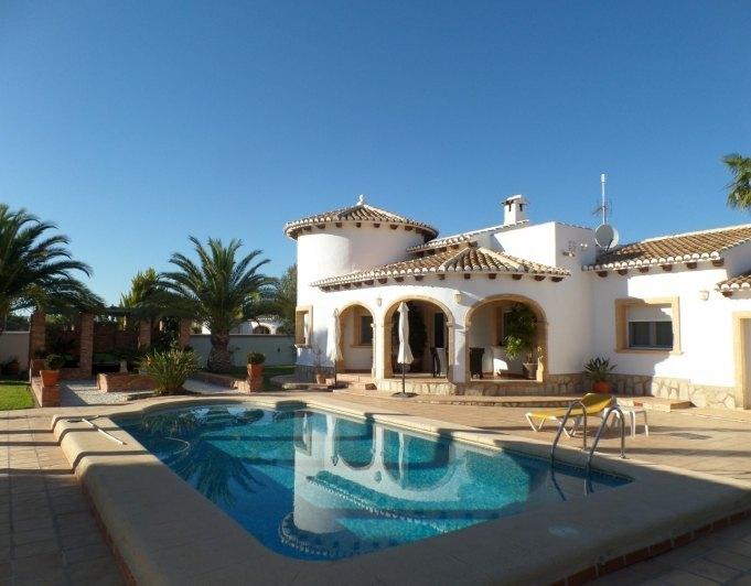 Villa en venta en El Verger